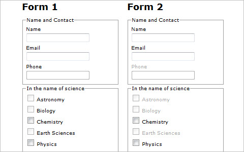 How to customize the look of your forms with css the online form.