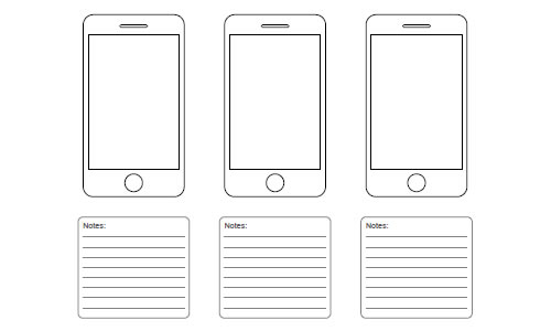 free ui and web design wireframing kits  resources and